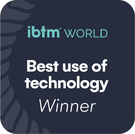 IBTM World – Best use of technology